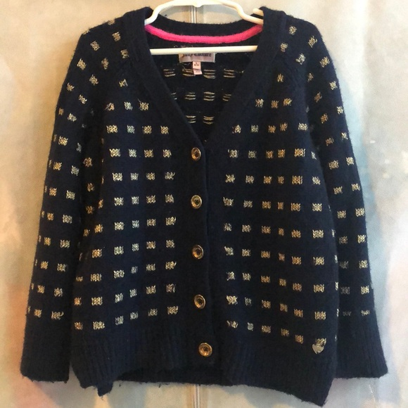 Juicy Couture Other - Juicy Couture Girls Sweater/Cardigan